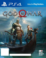 Sony God of War: Day One Edition, PS4 PlayStation 4 videogioco