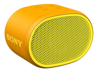 Sony SRS-XB01 Mono portable speaker Giallo