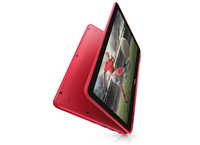 "DELL Inspiron 3169 0.9GHz m3-6Y30 Intel® CoreT M 11.6"" 1366 x 768Pixel Touch screen Rosso Ibrido (2 in 1)"