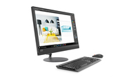 "Lenovo IdeaCentre 520 2.4GHz i5-7400T Intel® CoreT i5 di settima generazione 23.8"" 1920 x 1080Pixel Nero PC All-in-one"