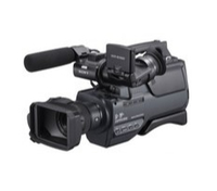 Sony DCR-SD1000E Shoulder camcorder 7.1MP CMOS Nero videocamera