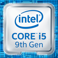 CPU INTEL 1151 I5-9600K 3.7GHZ BOX