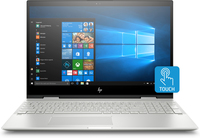 "HP ENVY x360 15-cn0895nz Argento Ibrido (2 in 1) 39,6 cm (15.6"") 1920 x 1080 Pixel Touch screen 1,80 GHz Intel® CoreT i7 di ottava generazione i7-8550U"