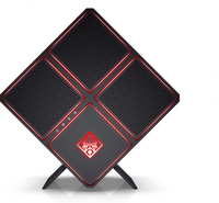 HP OMEN X 900-299nz 2,9 GHz Serie Intel® CoreT i9-7920X Nero Scrivania PC