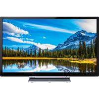 "Toshiba 24W3863DA 24"" HD Smart TV Wi-Fi Nero LED TV"