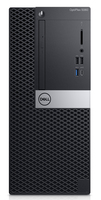 DELL OptiPlex 5060 3,2 GHz Intel® CoreT i7 di ottava generazione i7-8700 Nero Mini Tower PC