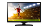 "LG 20MT48DF-PS LED display 49,5 cm (19.5"") HD Opaco Nero"