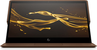 "HP Spectre Folio 13-ak0900nz Marrone, Argento Ibrido (2 in 1) 33,8 cm (13.3"") 3840 x 2160 Pixel Touch screen 1,5 GHz Intel® CoreT i7 di ottava generazione i7-8500Y 4G"