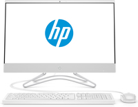 "HP 24-f0103ur 60,5 cm (23.8"") 1920 x 1080 Pixel Bianco PC All-in-one"