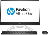"HP 24-f0104ur 60,5 cm (23.8"") 1920 x 1080 Pixel Nero PC All-in-one"