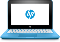 "HP x360 11-ab196ur Blu Ibrido (2 in 1) 29,5 cm (11.6"") 1366 x 768 Pixel Touch screen 1,1 GHz Intel® Pentium® N5000"