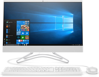 "HP 24-f0105ur 60,5 cm (23.8"") 1920 x 1080 Pixel Bianco PC All-in-one"