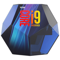 Intel Core i9-9900K processore 3,6 GHz Scatola 16 MB Cache intelligente