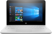 "HP x360 11-ab105nf Bianco Ibrido (2 in 1) 29,5 cm (11.6"") 1366 x 768 Pixel Touch screen 1,1 GHz Intel® Pentium® N5000"