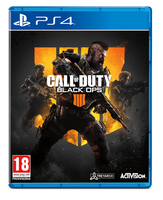 Sony PS4 Call of Duty: Black Ops 4 videogioco