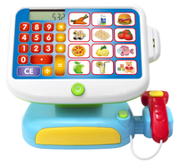 KidsMedia Cash Register Lite Shopping Set da gioco