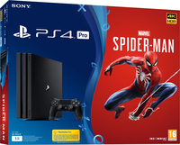 Sony PS4 Pro 1 TB Spider Man