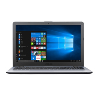 NOTEBOOK I5-8250U 4GB RAM 1TB HDD 15.6 FREEDOS ASUS PN:X542UA-GQ440
