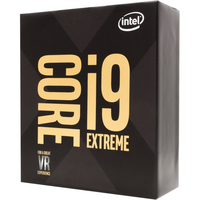 Intel Core i9-9980XE processore 3 GHz Scatola 24,75 MB Cache intelligente