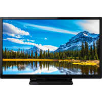 "Toshiba 24W2863DB LED TV 61 cm (24"") HD Smart TV Nero"