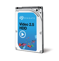 Seagate Video 2.5 HDDs Video 2.5 disco rigido interno HDD 500 GB Serial ATA III