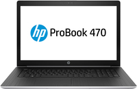 "HP PROBOOK 470 G5 17.3"" i7-7500U 2.7GHz RAM 8GB-SSD 256GB M.2 NVMe-GEFORCE 930MX 2GB-WIN 10 PROF"