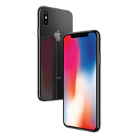 "Forza Refurbished Apple iPhone X 14,7 cm (5.8"") 64 GB SIM singola 4G Grigio Rinnovato"
