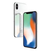 "Forza Refurbished Apple iPhone X 14,7 cm (5.8"") 64 GB SIM singola 4G Argento Rinnovato"