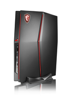 MSI Vortex G25 8RE-052TR PC 3,2 GHz Intel® CoreT i7 di ottava generazione i7-8700 Nero Mini PC