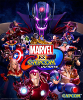 Sony Marvel vs. Capcom: Infinite, PS4 videogioco Basic PlayStation 4