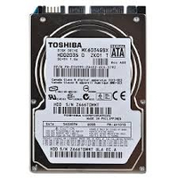 Toshiba 60GB Serial ATA 60GB SATA disco rigido interno