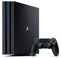 Sony PS4 PRO + Red Dead Redemption 2 Nero 1000 GB