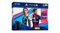 Sony PlayStation 4 Pro 1TB + FIFA 19 Nero 1000 GB Wi-Fi