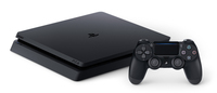 Sony PlayStation 4 Slim 1TB + FIFA 19 + DualShock 4 v2 Nero 1000 GB Wi-Fi