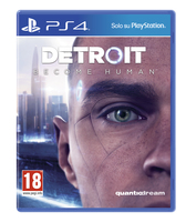 PS4 GIOCO SONY DETROIT: BECOME HUMAN ITALIA