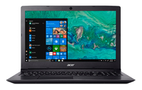 NOTEBOOK I5-7200U 8GB RAM 1TB HDD SKV GEFORCE MX130 2GB 15.6 W10 HOME ACER PN:NX.H18ET.002