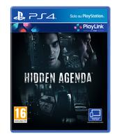 SONY PS4 GIOCO HIDDEN AGENDA IT