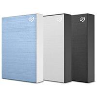 Seagate Backup Plus Portable external hard drive 4000 GB Black