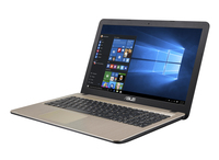 NOTEBOOK N3350 4GB RAM 500GB HDD 15.6 W10 HOME ASUS PN:X540NA–GQ017T