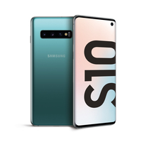 CELLULARE SAMSUNG G973 GALAXY S10 512GB PRISM GREEN ITALIA