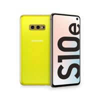 CELLULARE SAMSUNG G970 GALAXY S10E 128GB CANARY YELLOW ITALIA
