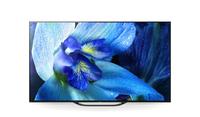 """TV OLED 55"""" SONY 4K KD55AG8 EUROPA BLACK"""