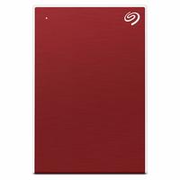 Seagate Backup Plus Slim external hard drive 2000 GB Red