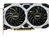 GEFORCE GTX 1660 VENTUS XS 6GB MSI