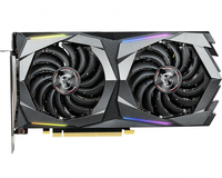GEFORCE GTX 1660 GAMING X 6GB DDR5 MSI