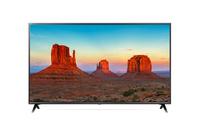 "TV LED 50"" LG 4K 50UK6300 SMART TV EUROPA BLACK"