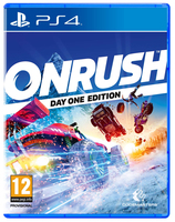SONY PS4 CODEMASTERS GIOCO ON RUSH DAY ONE EDITION IT