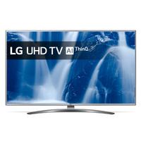 "TV LED 43"" LG 4K 43UM7600 SMART TV EUROPA SILVER"