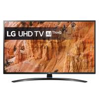 "TV LED 50"" LG 4K 50UM7450 SMART TV EUROPA BLACK"