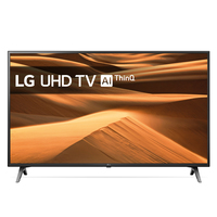 "TV LED 49"" LG 4K 49UM7100 SMART TV EUROPA BLACK"